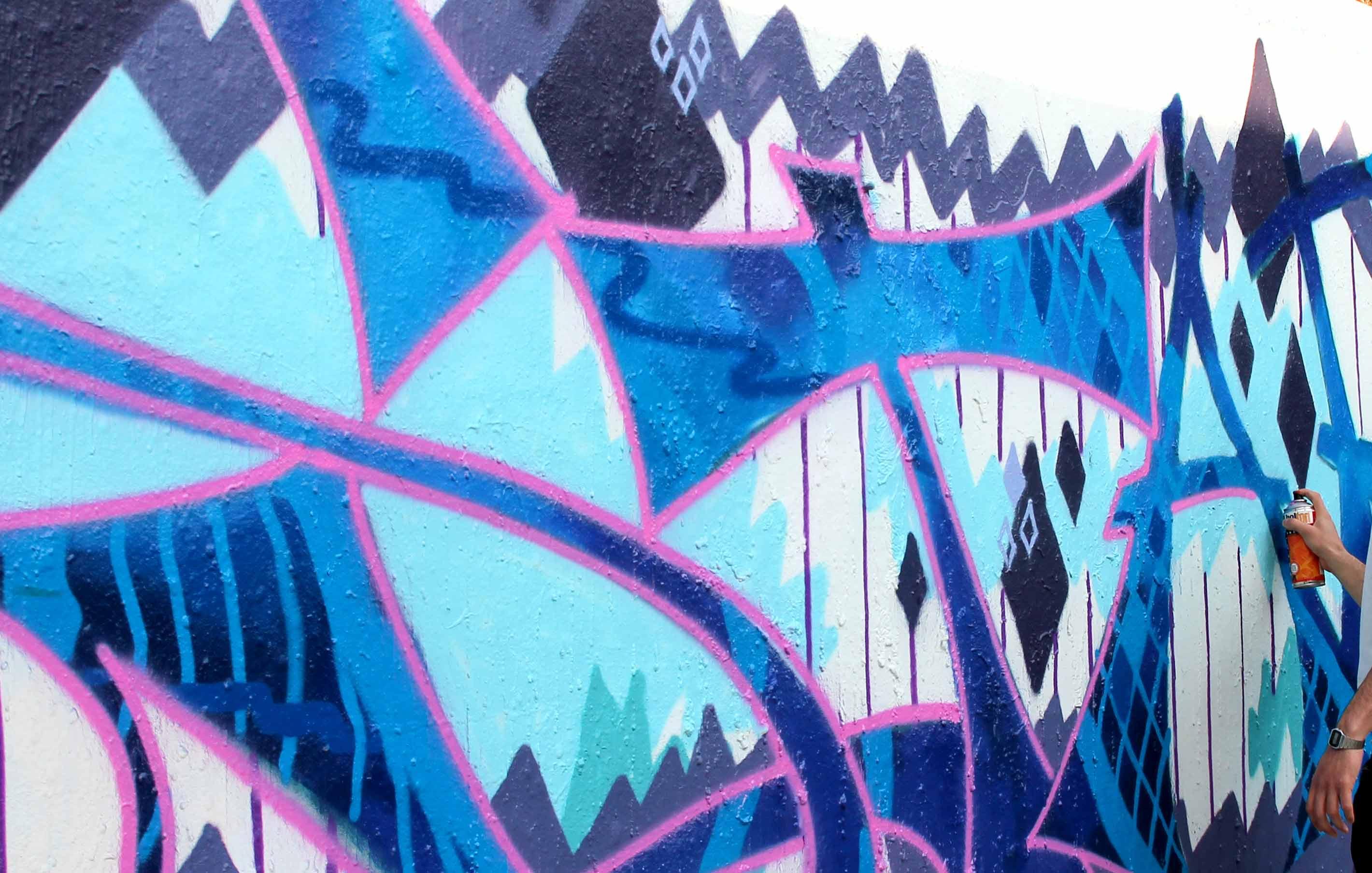 Farbkombo - professionelle Graffiti-Künstler Köln, Wandgestaltung ...