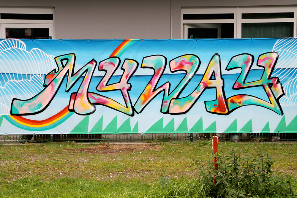 WERBEBANNERGESTALTUNG KÖLN, Graffiti-Künstler Köln
