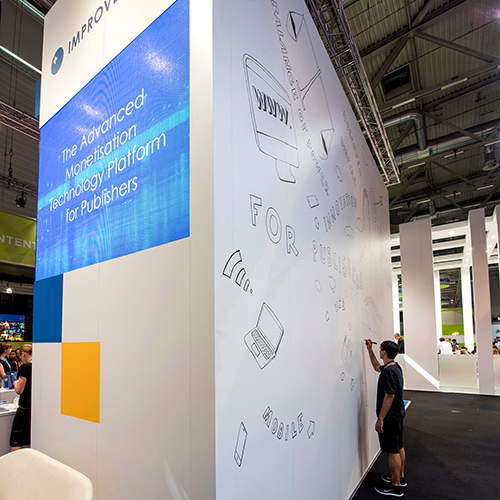 MESSESTANDDESIGN KÖLN DMEXCO