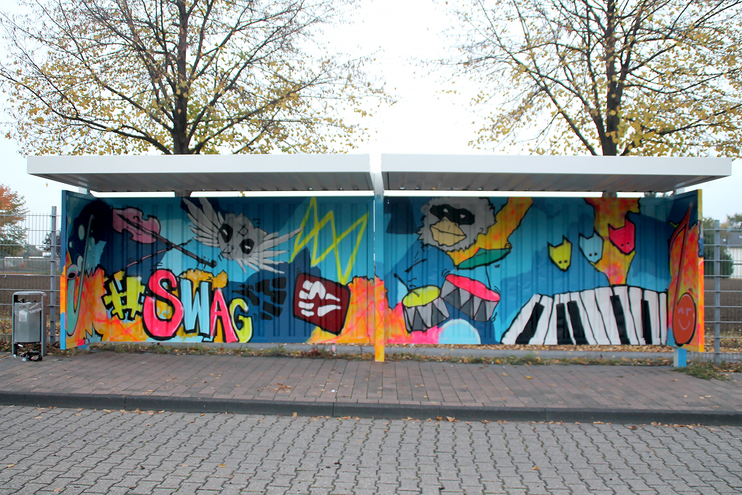 GRAFFITIWORKSHOP DÜSSELDORF